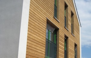 Knights Place Passivhaus Social Housing
